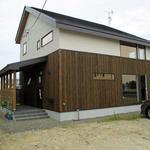 拘りの自然素材の家
