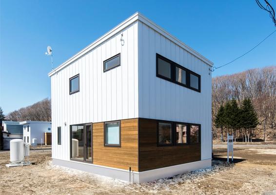 ベルカーサ桂木モデルハウス