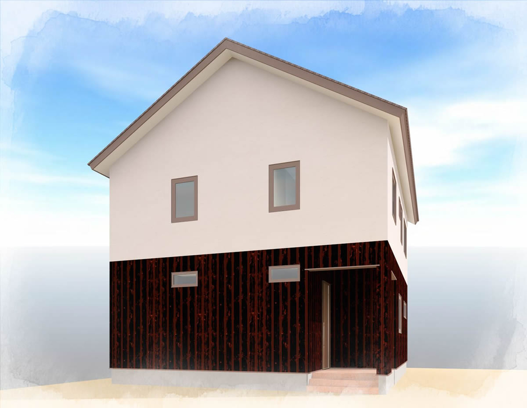 レーヴ富丘モデルハウス