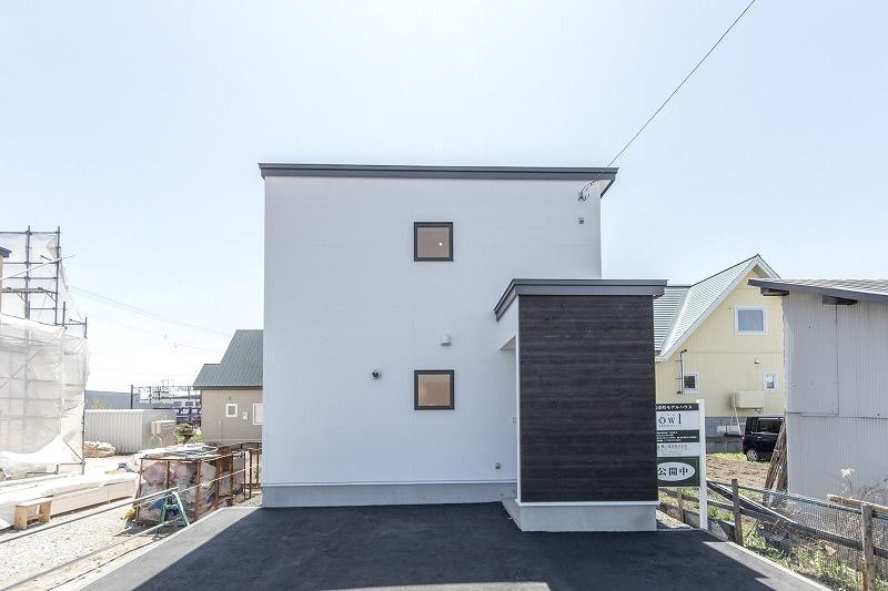 ベルカーサ島松駅前モデルハウス